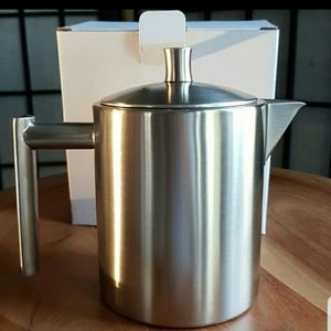 Other - New Gilford Manor Stainless Steel Teapot